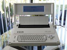 Vintage Smith Corona Pwp 3000 Personal Word Processor Typewriter