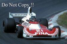 Jacques Laffite Williams FW04 F1 Season 1975 Photograph 2
