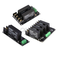 380v 8a 124 Channel Solid State Relay Board Ssr Switch Controller For Arduino