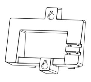Wallmount for Grandstream GRP2614 GRP2615 GRP2616 IP PHONE 2616 2615 2614 3350