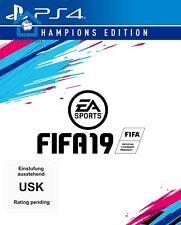 FIFA 19 Champions Edition Ps4 Spiel
