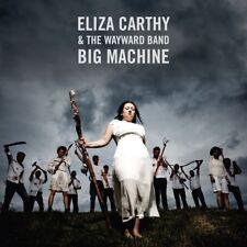 "Eliza CARTHY & la banda RIBELLE-BIG Machine (NUOVO 2 x 12"" VINILE LP)"