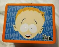 South Park Timmy Metal Lunch Box And Thermos Set Collectible NECA Tin 2001