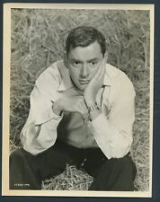 TONY RANDALL in The Mating Game '59 STRAW WATCH