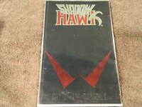"1993 IMAGE Comics - SHADOW HAWK ""Out Of The Shadows"" 1st Print - TPB - VF/NM"