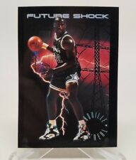 1994 Future Shock SkyBox Shaquille O'Neal #331 Orlando Magic Basketball Card