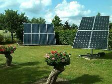 Bauanleitung für Solarmodul Nachführung PV Tracker  Drehanlage Module ( CD )