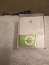 Apple Ipod Shuffle 2gb A1204 Verde