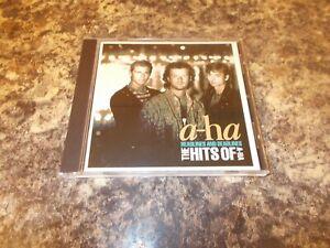 a-ha - Headlines and Deadlines (The Hits of A-Ha, 1996) 16-track CD Album