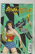DC COMICS BATMAN `66 MEETS WONDER WOMAN `77 #2 APRIL 2017 1ST PRINT NM