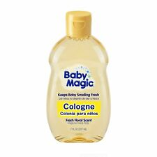 Baby Magic Cologne, 7-Ounce Bottle