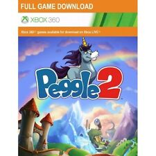 Peggle 2 - Xbox 360 - Full Game Digital Download - 100+ SOLD - Instant Dispatch
