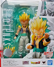 Gotenks Super Saiyan Fusione Goan Trunks Dragon Ball Z - Bandai SH Figuarts 14cm