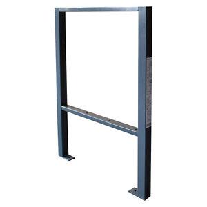 Werkbankuntergestell Stahl Tischgestell Tischbein Arbeitstisch Werkbank Tisch