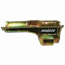 Moroso 27862 Oil Pan 4.0 Multi-Baffled; Steel For Chrysler/Jeep