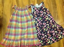 H&M Girls Summer Dresses Age 6-8 years