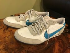 Nike Vintage Track Racer Running Training Leather Sneakers Women's Shoes US 9