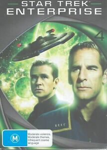 STAR TREK ENTERPRISE Series/Season 4 (6x DVD Box Set) Region 4 Scott Bakula