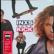 INXS – Kick 25 3CD & DVD 25th Ann Ed Petrol Electric 2012 NEW/SEALED