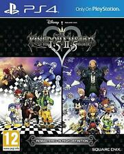 Kingdom Hearts HD 1.5 y 2.5 Remix PS4 Disney Juego En Excelente Estado UK!!!