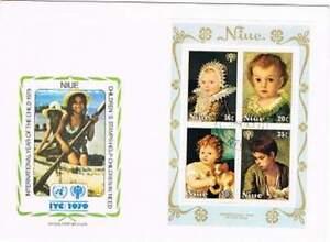 Envelop Jaar van het Kind 1979 - Niue (260)