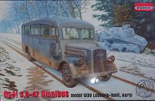 RODEN® 807 Opel 3.6-47 Omnibus Model W39 Ludewig-Built Early in 1:35