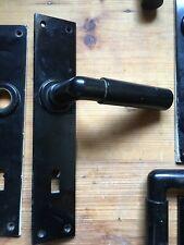 Rosetten  Nickel Jugendstil  Vintage 1 v.3 vorhandenen Türklinken //Türgriffe