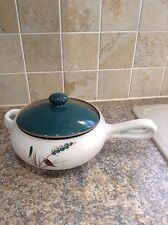 DENBY GREENWHEAT CASSEROLE POT 2 PINT