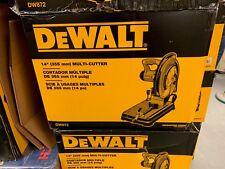 """BRAND NEW DEWALT DW872 14"""" (355mm) Multi-Cutter Saw"""