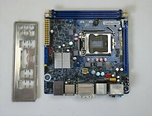 INTEL DH67CF ITX LGA1155 SUPPORT CPUS 2ND GENERATION i-SERIES H67 Motherboard