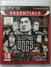 Sleeping Dogs. Ps3. Fisico. Pal Es