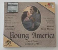 Various Artists Gordon Getty Young America SACD CD