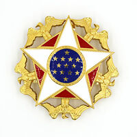 US Medal,Order,Brest Star of Presidential Medal of Freedom with Distinction,R!!
