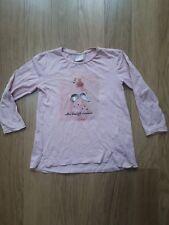 Girls ZARA T-Shirt- Pink- 6 Years