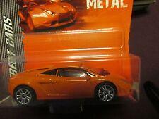 MAJORETTE METAL STREET CARS NEW SEALED LAMBORGHINI GALLARDO BRONZE
