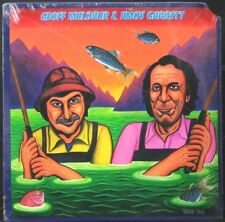 GEOFF MULDAUR & AMOS GARRETT Original 1978 SEALED LP