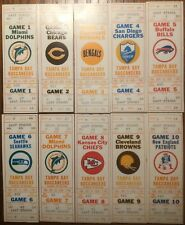 589cdc7b Vintage Sports Memorabilia in Grade:Mint, Sport:Football, Team-NFL ...