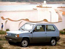 ADESIVO STICKER Fiat Panda 45