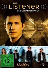 4 DVD-Box ° The Listener - der Gedankenjäger ° Staffel 1 ° NEU & OVP