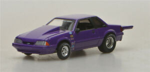 Greenlight 1:64 1987 Ford Mustang No Packaging Toys Alloy