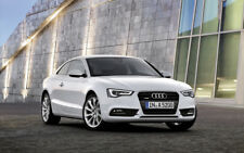 """2012 AUDI A5 COUPE A3 CANVAS PRINT POSTER FRAMED 16.5""""x11.1"""""""