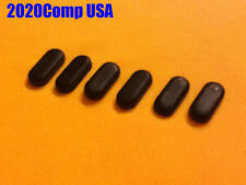 GENUINE HP Pavilion G50 G60 Compaq CQ50 CQ60 Rubber Foot Feet - Set of 6