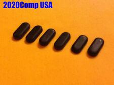 GENUINE HP Pavilion G61 Compaq CQ61 Rubber Foot Feet - Set of 6