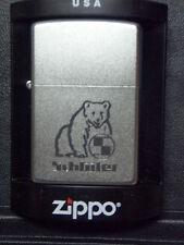 Zippo Sturmfeuerzeug Schlüter Logo High End Gravur