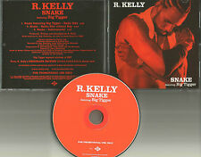 R. KELLY Snake 2 RARE EDITS & INSTRUMENTAL PROMO DJ CD single 2003 without rap R
