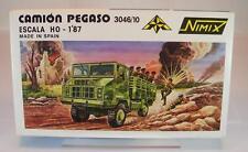 Nimix Spain 1/87 militares kit kit nº 3046/10 disociada Pegaso OVP #1408