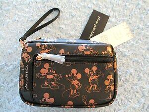 Disney Baby Petunia Pickle Bottom CB Fanny Belt Bag Metallic Mickey Mouse NWT