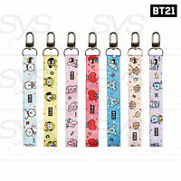 BTS BT21 Official Authentic Goods Hand Strap Basic 20x165mm + Tracking Number