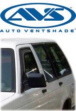 AVS 192725 In-Channel Window VentVisor 2-Piece Smoke 2003-2011 Honda Element