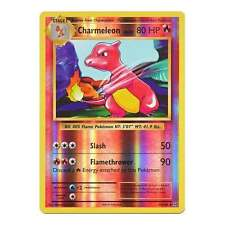 Pokemon XY Evolutions Charmeleon 10/108  Uncommon - Reverse Holo Card